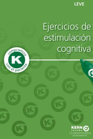 Ejercicios de estimulación cognitiva (Fase Leve 1)