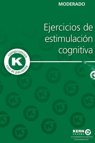Ejercicios de estimulación cognitiva (Fase Moderada 1)