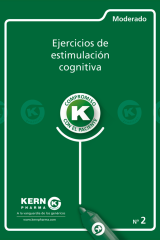 Ejercicios de estimulación cognitiva (Fase Moderada 2)