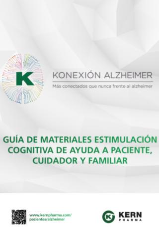 Guía de materiales de estimulación cognitiva