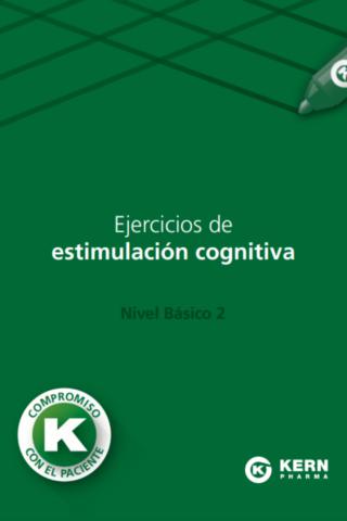 Ejercicios de estimulación cognitiva (Nivel Básico 2)